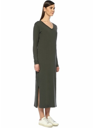 American Vintage Elbise Gri